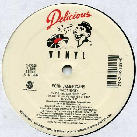 Born Jamericans ?– Sweet Honey