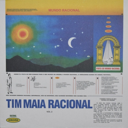 Tim Maia ?– Racional Vol. 2 (Made In Japan) (LACRADO)