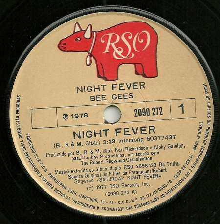 Bee Gees ?– Night Fever