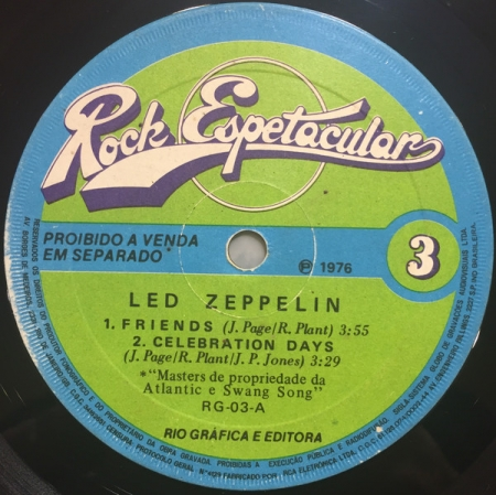 Led Zeppelin ?– Led Zeppelin