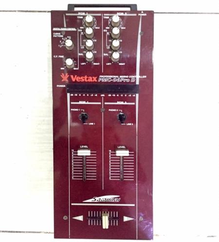 Mixer Vestax PMC-06 Pro D Samurai (Semi Novo)
