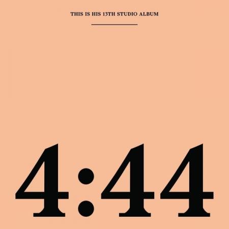 Jay-Z ?– 4:44 (Vinil Rosa)