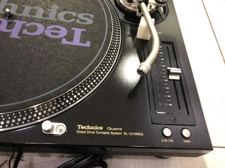 Toca Disco Technics MK5G Black Noir Flakes de Brilho ( O Par ) Edição Especial (ACEITAMOS TROCA)