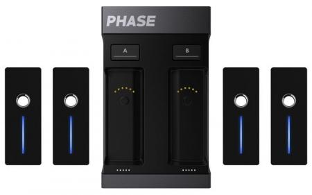 Phase Ultimate mwm (Com Duas Unidades do Sensor a Mais)