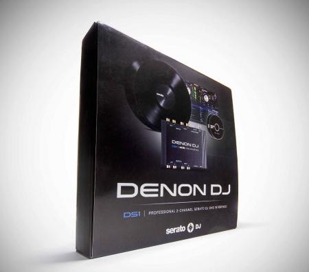 DS1 Denon igual SERATO SL2