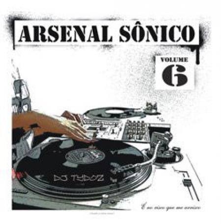 Tydoz ?– Arsenal Sônico - Volume 6