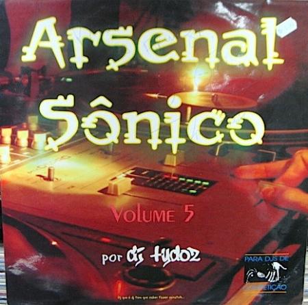 Tydoz ?– Arsenal Sônico - Vol. 5