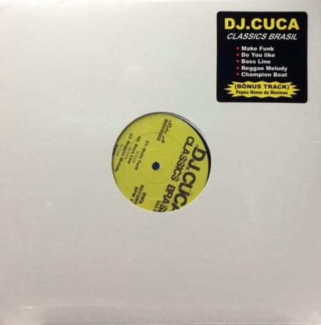 DJ Cuca – Classics Brasil Vol. 01