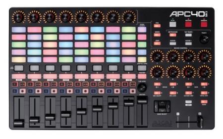 Controlador AKAI APC 40 MK2