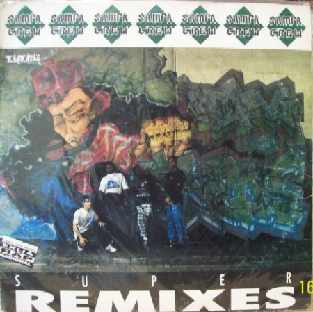 Sampa Crew ?– Super Remixes