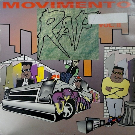Movimento Rap Vol.II