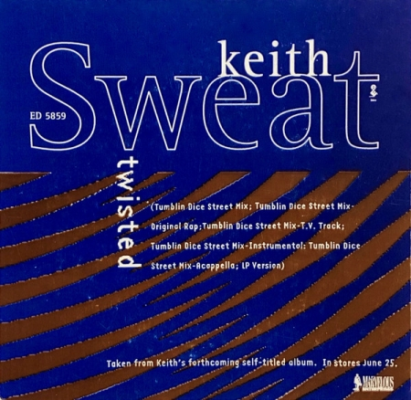 Keith Sweat ?– Twisted