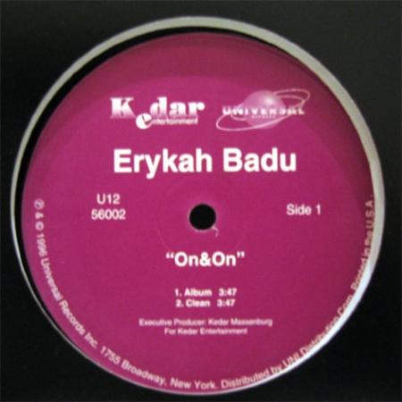 Erykah Badu ?– On&On