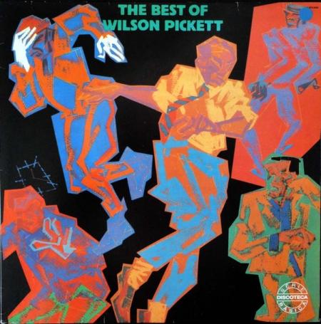 Wilson Pickett ?– The Best Of Wilson Pickett