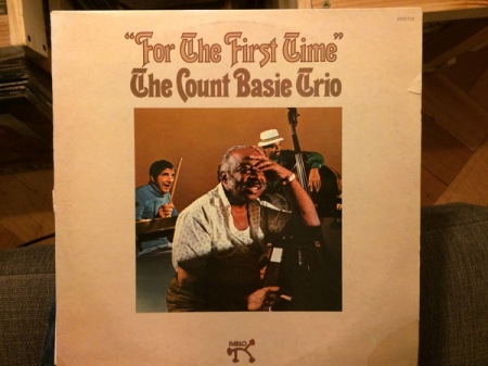 The Count Basie Trio ?– For The First Time