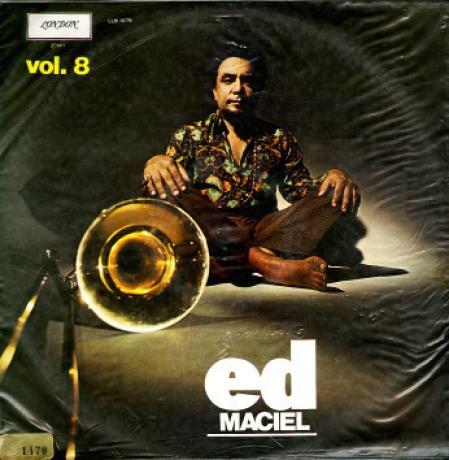 Ed Maciel E Sua Orquestra ?– Ed Maciel E Sua Orquestra Vol. 8