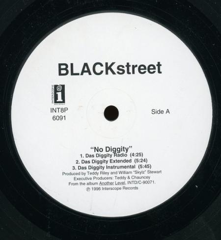 Blackstreet ?– No Diggity