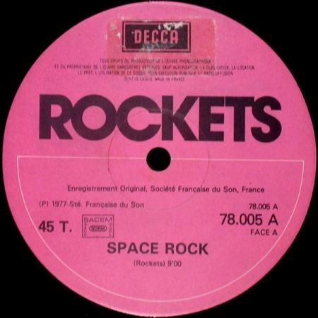 Rockets ?– Space Rock