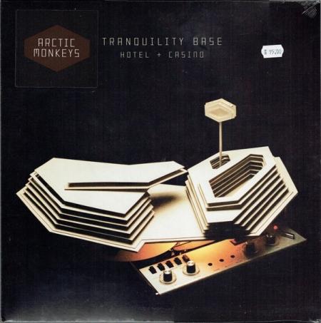 Arctic Monkeys ?– Tranquility Base Hotel + Casino