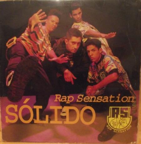 Rap Sensation ?– Sólido