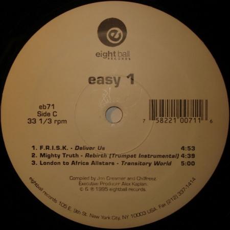 Easy 1 ( SOMENTE O DISCO 2 LADOS C e D )