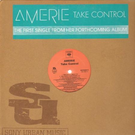 Amerie ?– Take Control / That's What U R