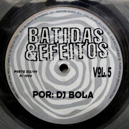 DJ Bola ?– Batidas & Efeitos Vol. 5