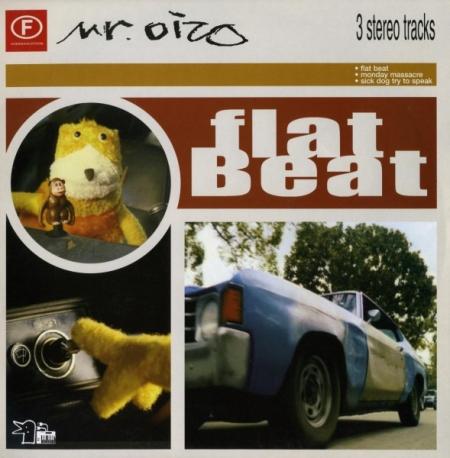 Mr. Oizo ?– Flat Beat