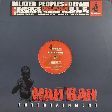 Dilated Peoples Feat. Defari / Barber Shop Emcee's ?– Basics / Music, Money And Women