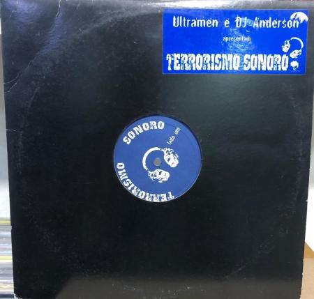 Ultramen e Dj Anderson - Terrorismo Sonoro Vol 01