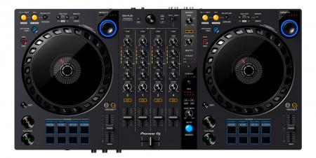 Controladora Pioneer DDJ-FLX6 Rekordbox e Serato DJ Pro