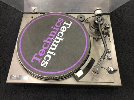 Toca Disco Technics SL 2000 Speed Direct-Drive Turntable 1976-1977 (Já Com Agulha)