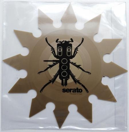 DJ Q-Bert ?– Serato X Thud Rumble Weapons Of Wax #2 (Ninja)