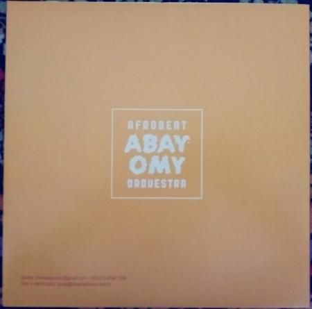 Abayomy Afrobeat Orquestra ?– Abayomy Afrobeat Orquestra