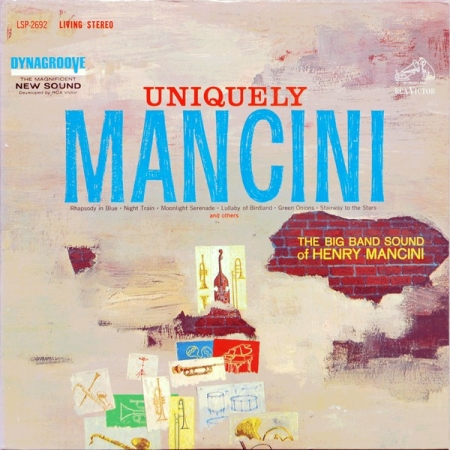 Henry Mancini And His Orchestra ?– Uniquely Mancini