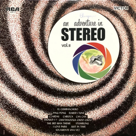 An Adventure In Stereo Vol. II