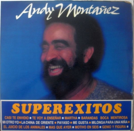 Andy Montañez ?– Superéxitos