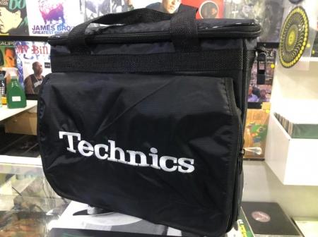 BAG TECHNICS COMPACTA (PRETA)