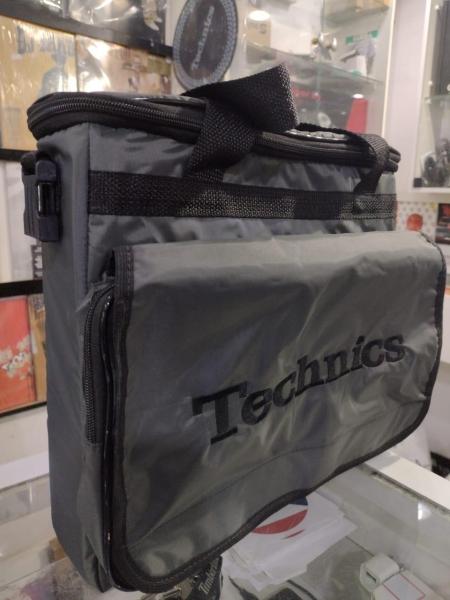 Bag Technics Compacta (CINZA)