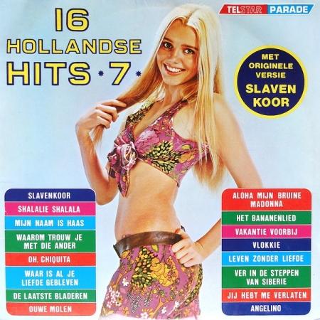 16 Hollandse Hits 7