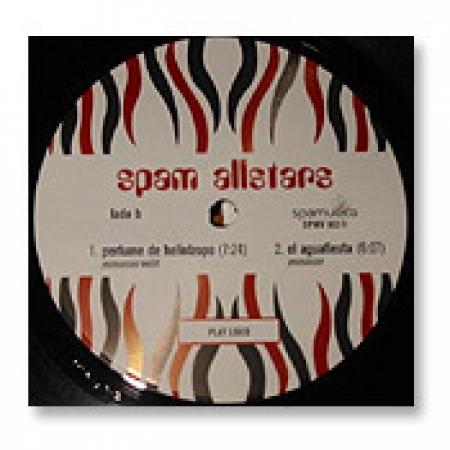 Spam Allstars ?– Contra Los Roboticos Mutantes EP