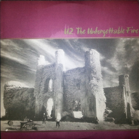 U2 ?– The Unforgettable Fire