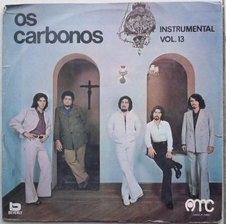 Os Carbonos ? Vol. 13 - Instrumental
