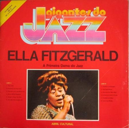 Ella Fitzgerald ?– A Primeira Dama Do Jazz
