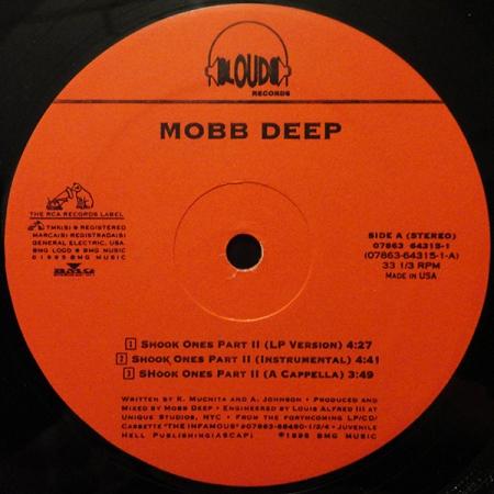 Mobb Deep ?– Shook Ones Part II
