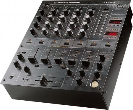 Mixer DJM 500 Pioneer (USADO) FOTO ILUSTRATIVA