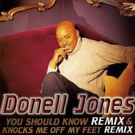 Donell Jones-You Should Know