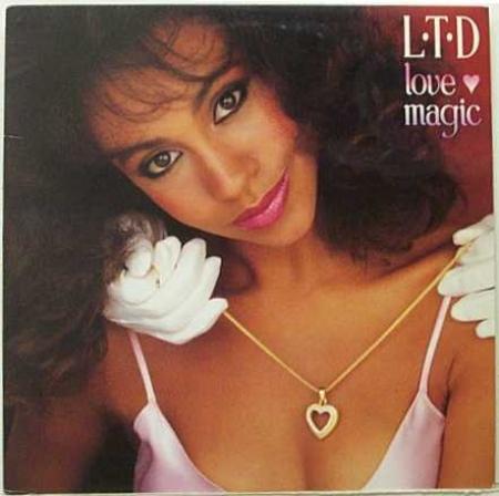 L.T.D - Love Magic