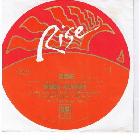 Herb Alpert- Rise / Aranjuez