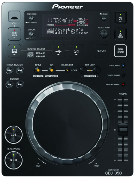 CDJ 350 Pioneer